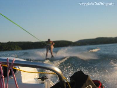 07/23/03  Humm....can he ski forward at all?