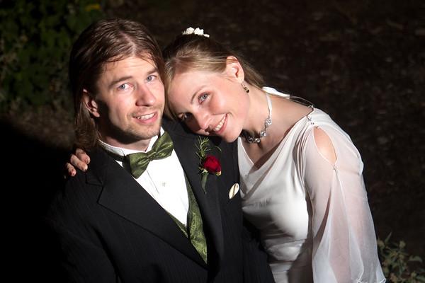 Heidi and David Dyke
