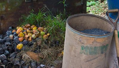 Spice Farm Compost Pit