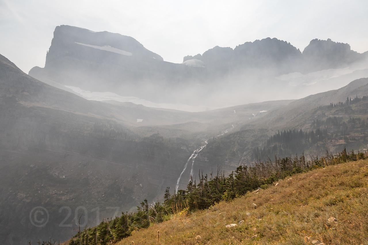 Smokey Glaciers