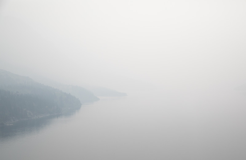 Waterton Lakes Smoke