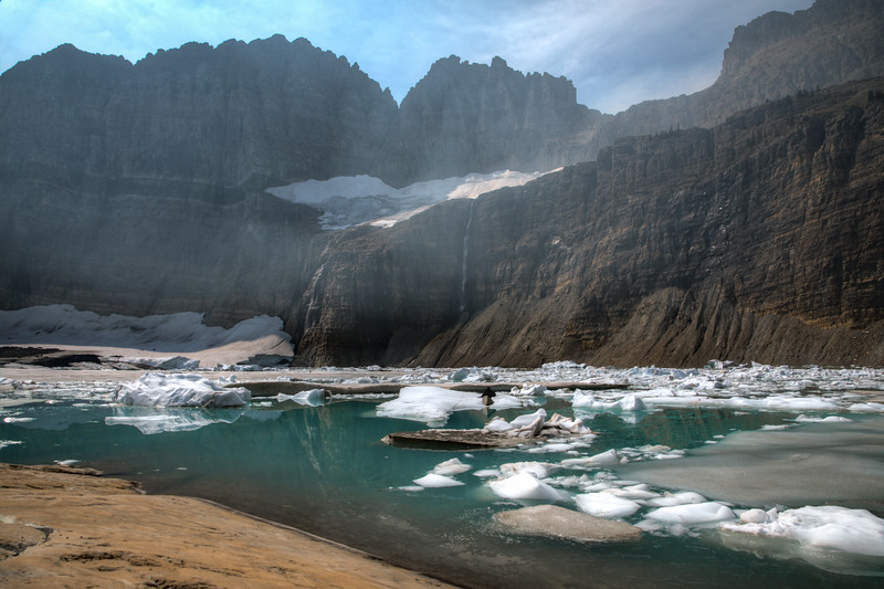 Grinnell Glacier Dreamscape