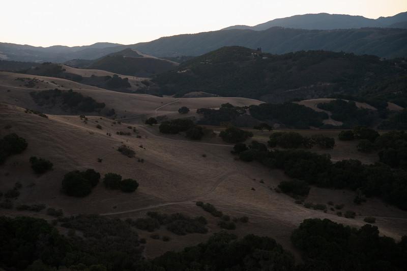 Sunrise on El Caminito