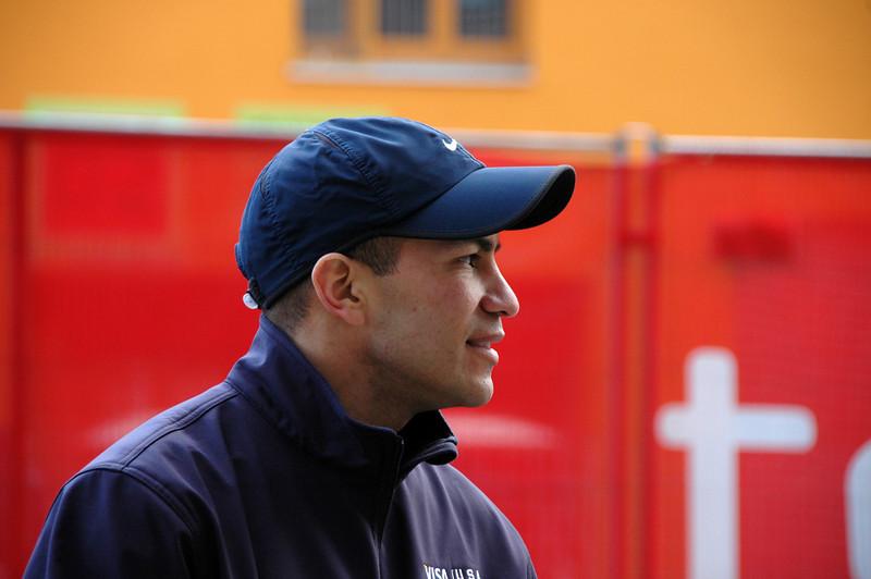 Derek Parra