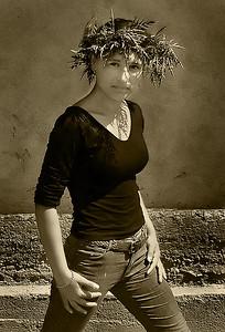 Maria Lauda Sadova, Romania