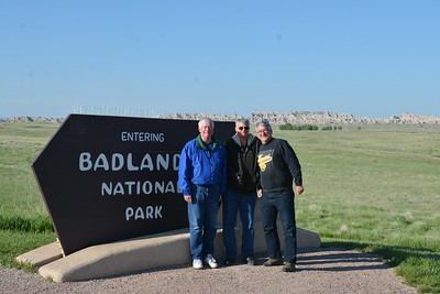 Day 2 - Badlands, Mount Rushmore