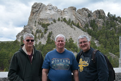 Day 2 - Mount Rushmore