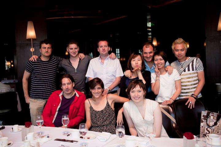 The That's Shanghai team 2011