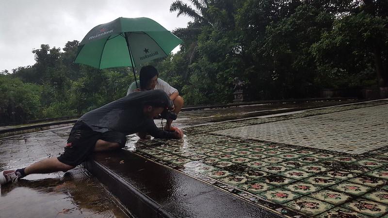 Shooting in Singapore's Bukit Brown Cemetery  2017 January