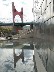 La Salve Bridge, Bilbao