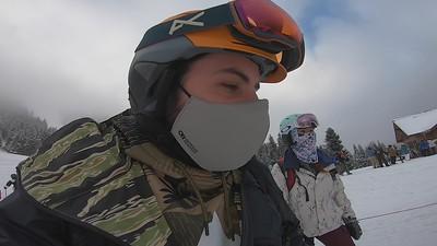 012 - Snowboarding 2020 - 2021