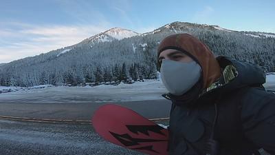 007 - Snowboarding 2020 - 2021