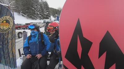 014 - Snowboarding 2020 - 2021