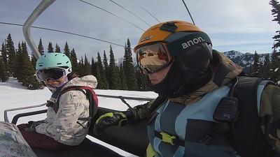 019 - Snowboarding 2020 - 2021