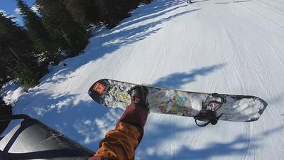 018 - Snowboarding 2020 - 2021