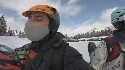 016 - Snowboarding 2020 - 2021