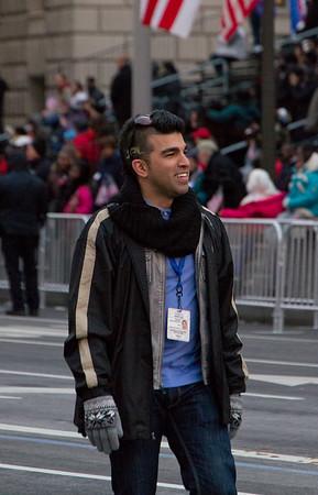 Bobak Ferdowsi! the NASA mohawk guy!