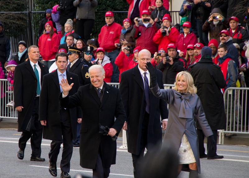 Here's Joe & Jill Biden!