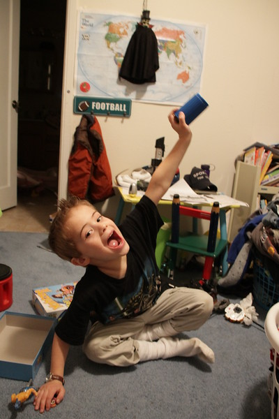 and the crazy newphew Henry!