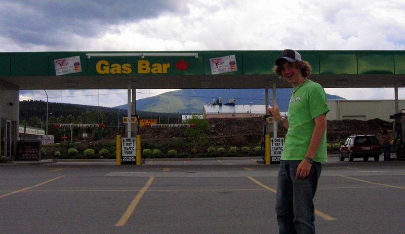 where do you go to get gas???