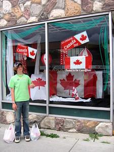 Yea Canada!