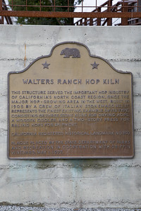 Their wine isn't anything special, but their building is a historic hop kiln... deserves some points!