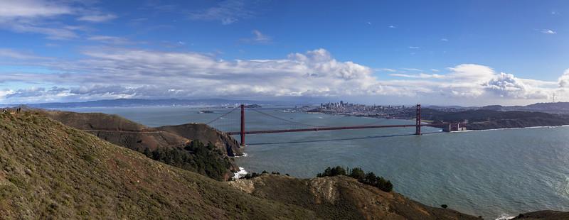 Back in San Francisco!