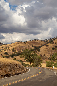 On the highway to Kings Canyon Nat'l Park