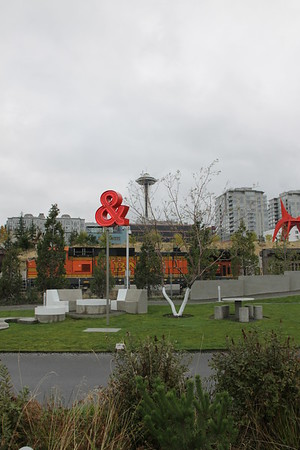 Surprisingly enough, my first time at the Olympic Scuplture Park