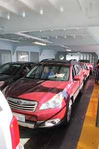 on the Mukilteo-Clinton ferry