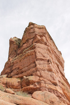 Here are the aforementioned Red Rocks.
