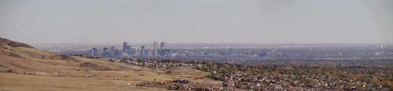 Denver! From Red Rocks...