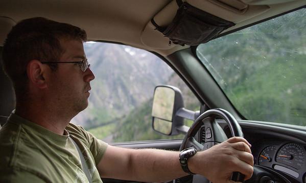 Jonathan takes his job seriously... no worries here!