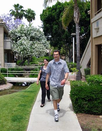 Matt and Christina! =D