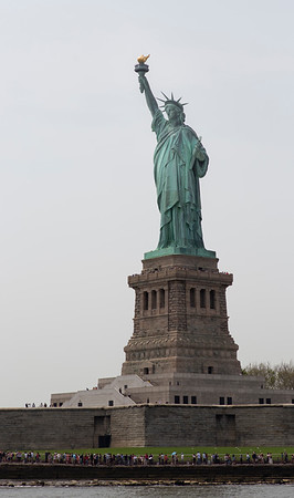 The Statue of Liberty!