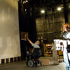 The Oregon Shakespeare Festival. 2011. Shadow work for To Kill a Mockingbird. Photo: Jenny Graham.