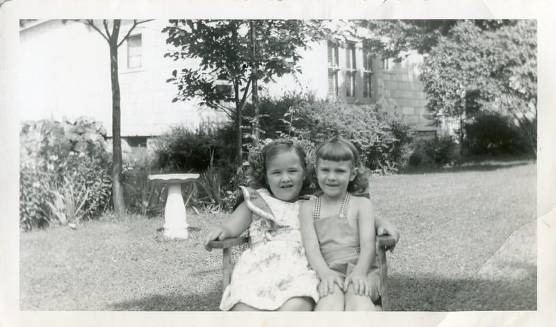 1951 July Marlene Carol