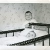 Bobby and Karen Sue December 1950 Kauffman