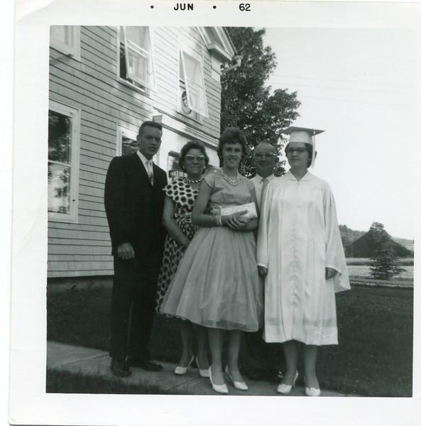 1962 Marlene Graduation