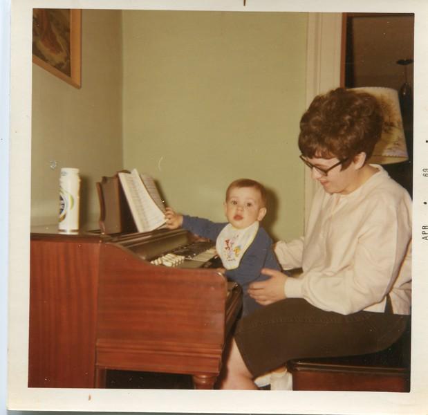 1969 Marlene and Todd