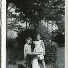 1951 July Carol and Marlene VanDeventer (2)