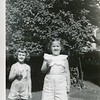 1951 Carol and Marlene VanDeventer July