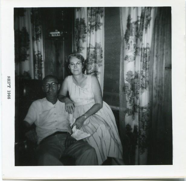 1966 Mr and Mrs Brady California