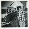 1966 Francis washing VW bus