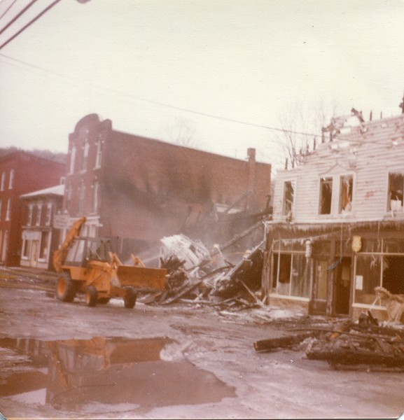 1981 Fire on water st