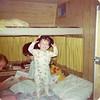 Deron VanDeventer in camper