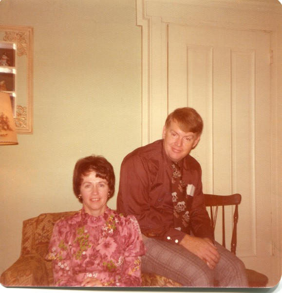 Jo-Ann and Bob VanDeventer