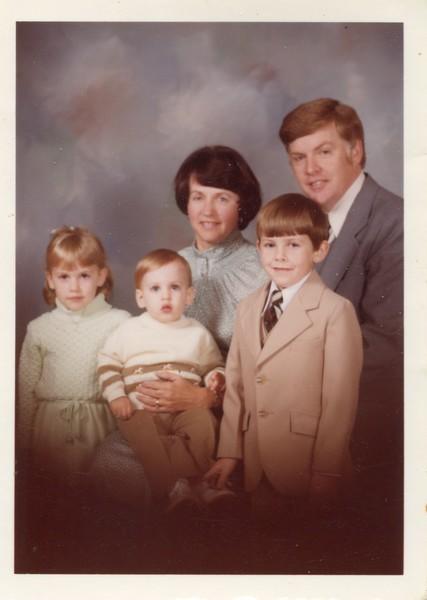 Robert VanDeventer and Family