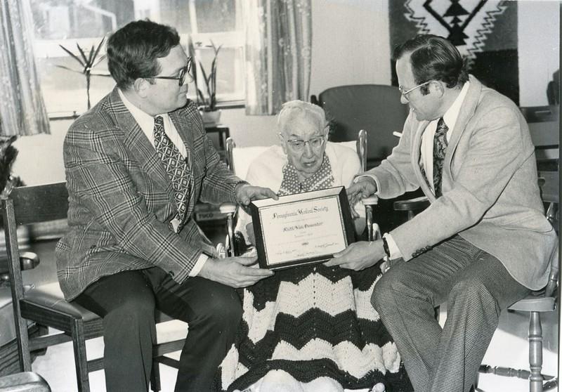 Ruth VanDeventer 1980