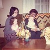 1975 Bonnie and Molly Evans Marion Crawford and Kristen VanDeventer